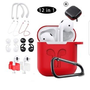 New 12 in 1 Airpods accessories kit.